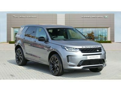 used Land Rover Discovery Sport 2.0 D180 R-Dynamic S 5dr Auto Diesel Station Wagon