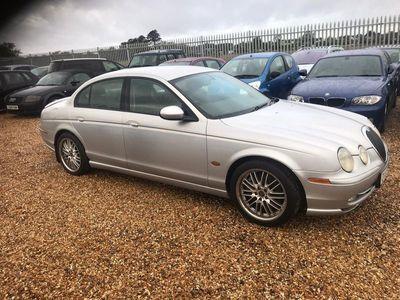 used Jaguar S-Type 2.5 V6 Sport Plus 4dr