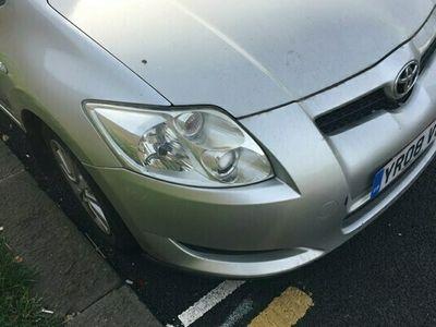 used Toyota Auris Hatchback 2.0 D-4D T Spirit 5d