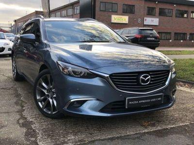 used Mazda 6 2.0 Sport Nav 5Dr