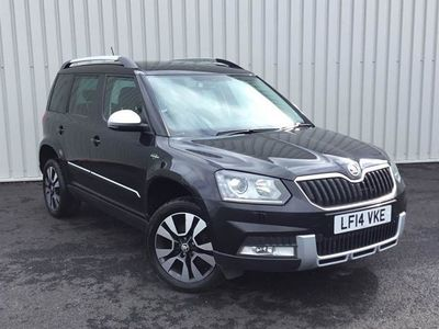 used Skoda Yeti Outdoor 2.0 TDI CR [170] Laurin + Klement 4x4 5dr