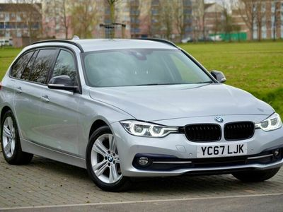 used BMW 316 3 Series 2.0 d Sport Touring Auto (s/s) 5dr