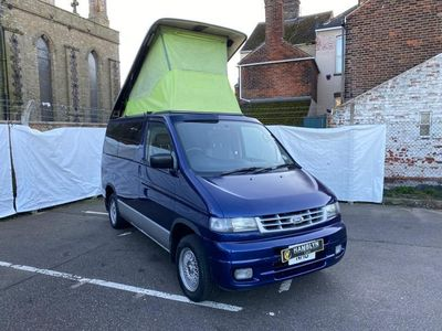 used Mazda Bongo 2.5TD 4x4 Auto free top 4 Berth Camper Conversion AA Approved