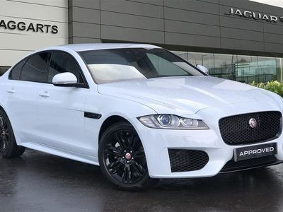 used Jaguar XF 2020 Glasgow 2.0I [250] Chequered Flag 4Dr Auto