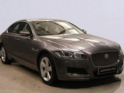 used Jaguar XF Portfolio 2.0 i4 Diesel (180PS) Diesel Automatic