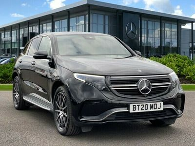used Mercedes EQC400 AMG LINE 4MATIC