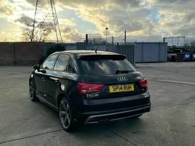 used Audi A1 Sportback 2.0 TDI Black Edition 5dr