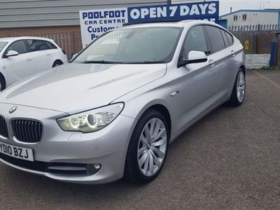used BMW 530 Gran Turismo 5 SERIES 3.0 D SE 5d 242 BHP PARKING SENSORS WITH CAMERA*ALLOYS