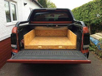 used VW Amarok 2.0 BiTDI BlueMotion Tech Canyon Per Pickup 4MOTION 4dr