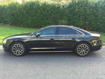 used Audi A8 3.0 TDI SE Executive Tiptronic quattro 4dr