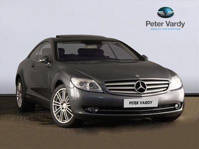 used Mercedes CL500 CL Class CL2dr Auto 2008