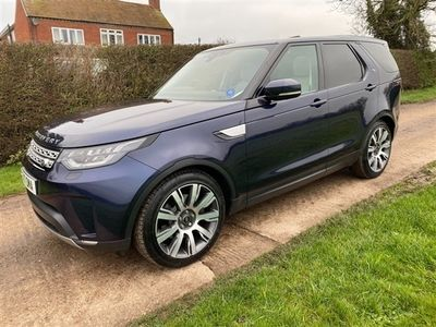 used Land Rover Discovery 5 TD6 HSE - New Shape - FSH Auto 5-Door