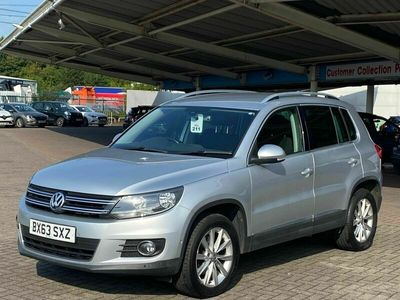 used VW Tiguan 2.0 TDI BlueMotion Tech SE SUV 5dr Diesel DSG 4MOTION (s/s) (154 g/km, 175 bhp)