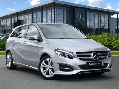 used Mercedes B180 B ClassSport Premium 5dr Auto