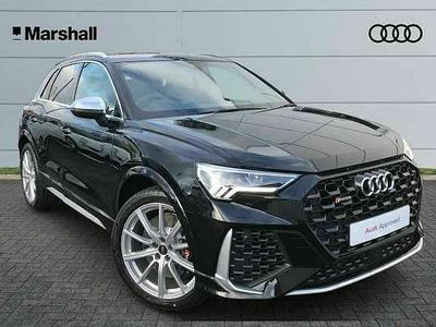 used Audi RS Q3 400 PS S tronic