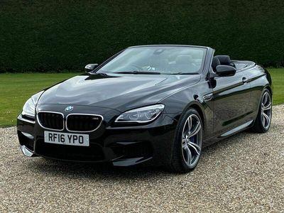 used BMW M6 Cabriolet