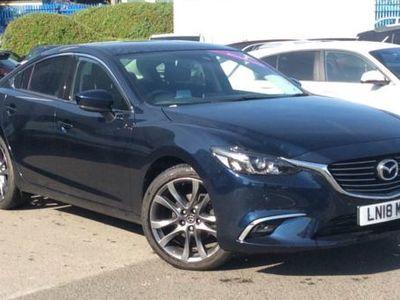 used Mazda 6 2.2d Sport Nav 4dr