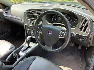 used Saab 9-3 Saloon 2.0t Vector Sport 4d Auto