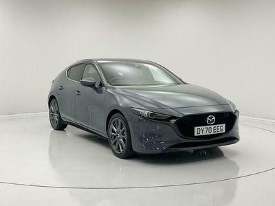 used Mazda 3 2.0 Skyactiv G MHEV Sport Lux 5dr Auto