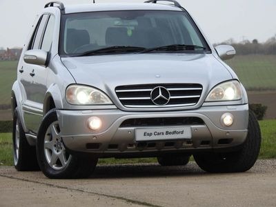 used Mercedes ML500 M Class 5.05dr