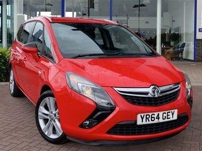 used Vauxhall Zafira 2.0 CDTi SRi 5dr mpv 2014