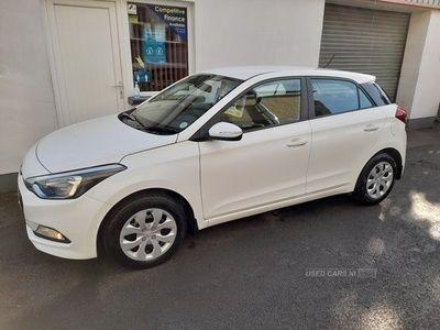 used Hyundai i20 s mpi