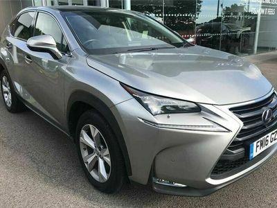 used Lexus NX300h 2.5 Premier 5dr CVT