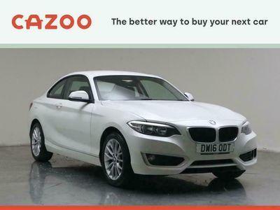 used BMW 218 2 Series 1.5L SE i
