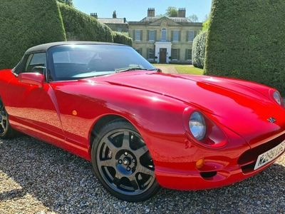 used TVR Chimaera 520