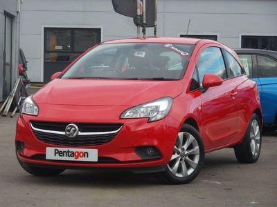used Vauxhall Corsa 1.4 ENERGY 3 door hatchback hatchback special eds