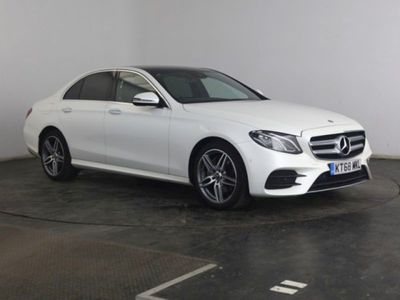 used Mercedes E220 E-Class4Matic Amg Line Premium 4Dr 9G-Tronic
