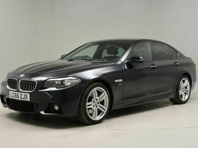 used BMW 530 5 Series d M Sport 4dr Step Auto For Sale Reg:LC66 ZJX