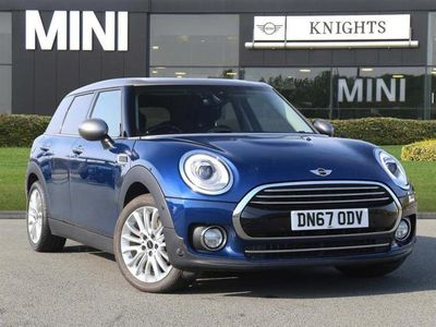 used Mini Cooper D Clubman CLUBMAN 2017 Stoke On Trent