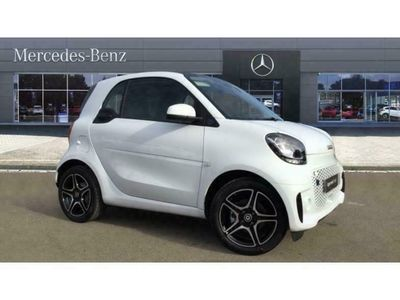 used Smart ForTwo Electric Drive EQ coupe 60kW EQ Pulse Premium 17kWh 2dr Auto [22kWCh] Coupe