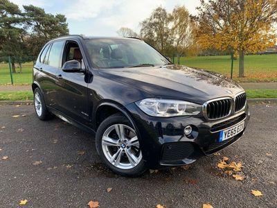 used BMW X5 3.0 30d M Sport Auto xDrive (s/s) 5dr diesel estate