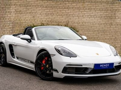 used Porsche Boxster 2.5 GTS 2dr PDK roadster