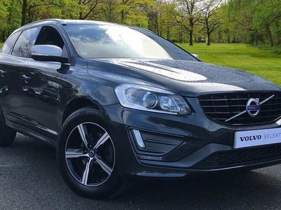 used Volvo XC60 D5 [220] R Design Lux Nav 5Dr Awd Geartronic