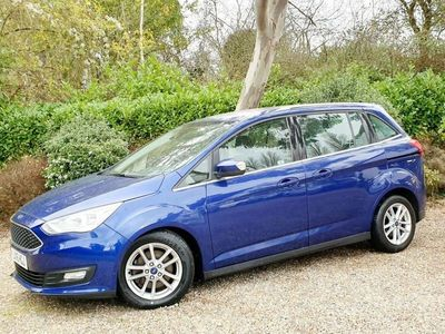 used Ford Grand C-Max DIESEL AUTOMATIC MPV 5 DOORS
