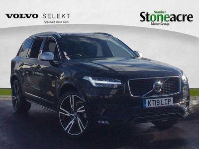used Volvo XC90 2.0 T6 [310] R-Design Pro 5dr AWD Geartronic Semi Auto