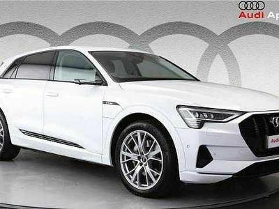 used Audi E-Tron - Launch Edition 55 quattro 300,00 kW