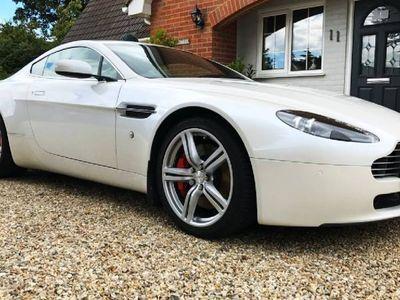 used Aston Martin V8 PETROL MANUAL COUPE 3 DOORS