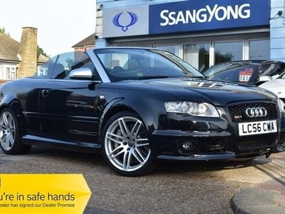 used Audi RS4 CABRIOLET Convertible 2006