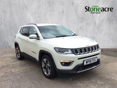 used Jeep Compass Multijet Ii Limited Limited 1.6 MultiJet II 120hp 4x2 5dr