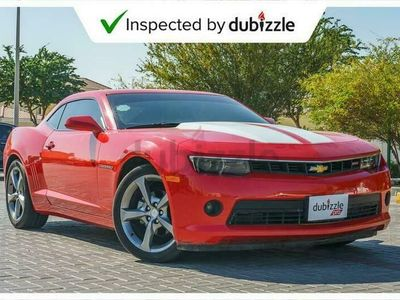 used Chevrolet Camaro RS INCLUDES SHIPPING, DUTIES AND UK REG COSTS