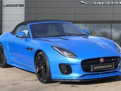 used Jaguar F-Type 2.0 R-Dynamic 2Dr Auto