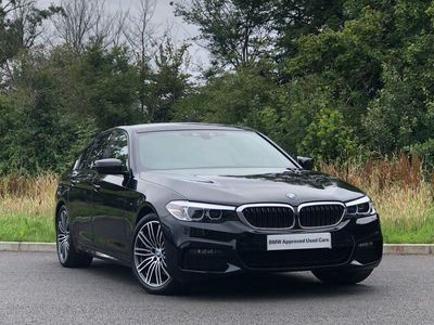 used BMW 530 5 Series I M Sport 4Dr Auto