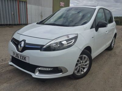 used Renault Scénic 1.2 TCe ENERGY Limited Nav (s/s) 5dr
