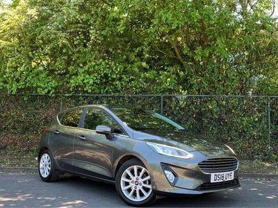 used Ford Fiesta 1.0 Ecoboost 125 Titanium 5Dr