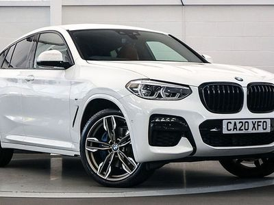 used BMW X4 X4 M xDriveM Competition 5dr Step Auto
