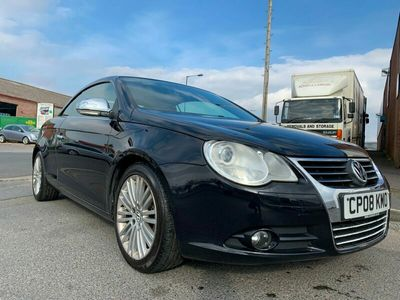 used VW Eos Coupe Cabriolet 2.0 FSI 2d